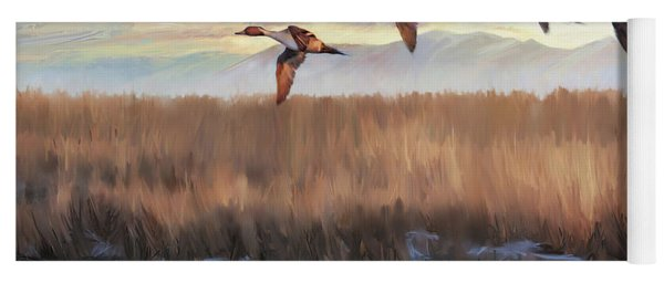 Pintail Fly By Yoga Mat