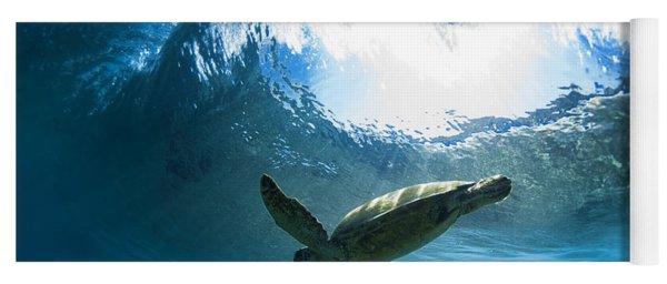 Pipe Turtle Glide Yoga Mat