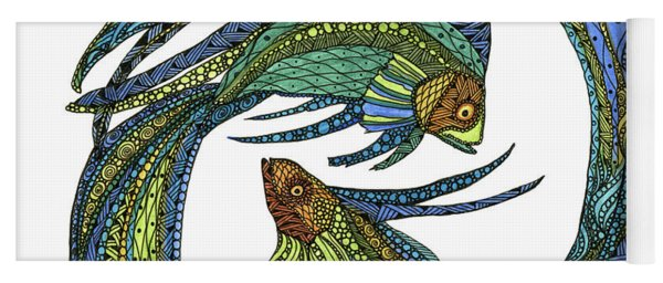 Pisces Yoga Mat