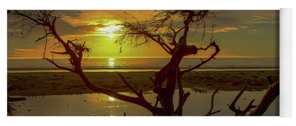 Pismo Sunset Yoga Mat