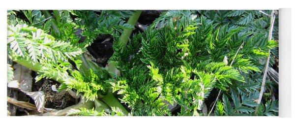 Plant Yoga Mat
