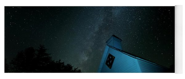 Pleasant Hill Methodist Under The Milky Way Yoga Mat