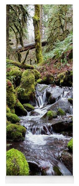 Pnw Forest Yoga Mat