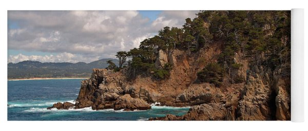 Point Lobos Yoga Mat