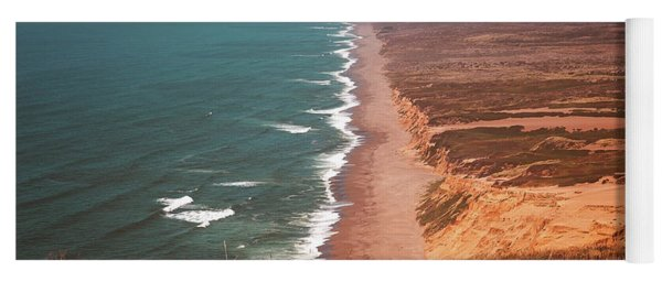 Point Reyes National Seashore Yoga Mat