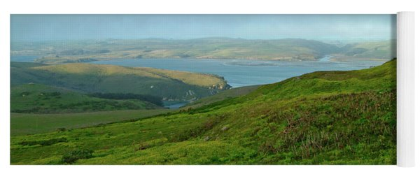 Point Reyes Overlooking Tomales Bay Yoga Mat