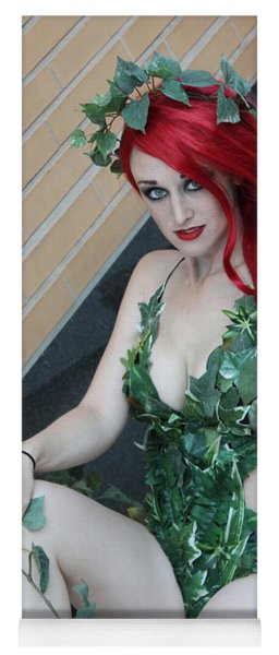 Poison Ivy - Cosplay Yoga Mat