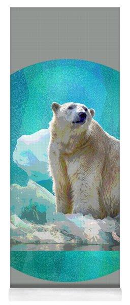 Polar Bear Yoga Mat