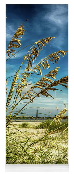 Ponce Inlet Lighthouse Yoga Mat