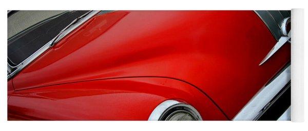 Pontiac Chieftain 1954 Front Yoga Mat