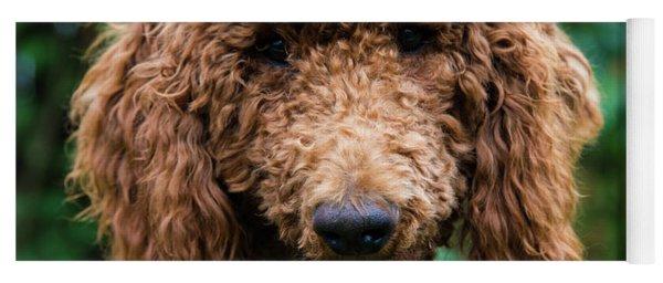 Poodle Pup Yoga Mat