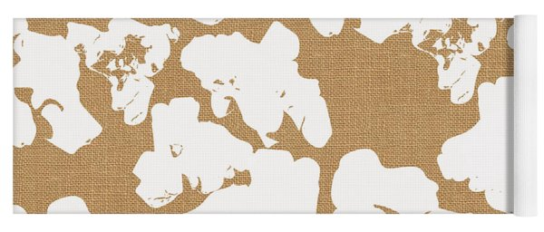 Popcorn- Art By Linda Woods Yoga Mat
