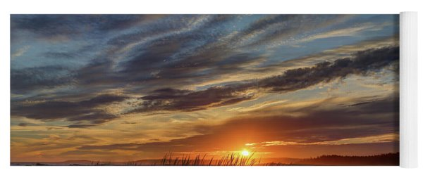 Popham Sunset Yoga Mat