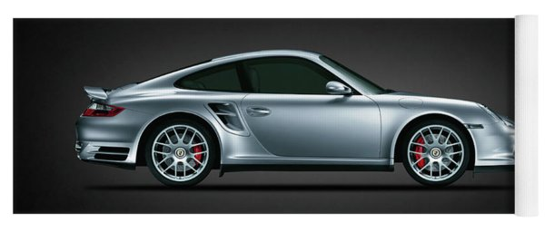 Porsche 911 Turbo Yoga Mat