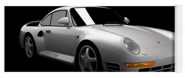 Porsche 959 Yoga Mat