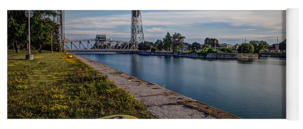 Port Colborne Yoga Mat
