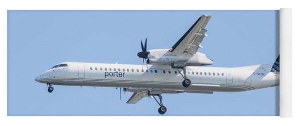 Porter Airlines Yoga Mat