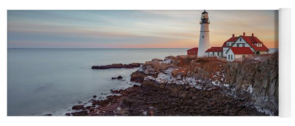 Portland Headlight Yoga Mat