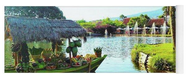 Floating Market Lembang Yoga Mat