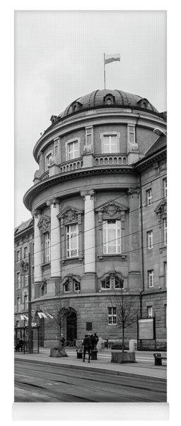 Poznan University Of Medical Sciences Yoga Mat