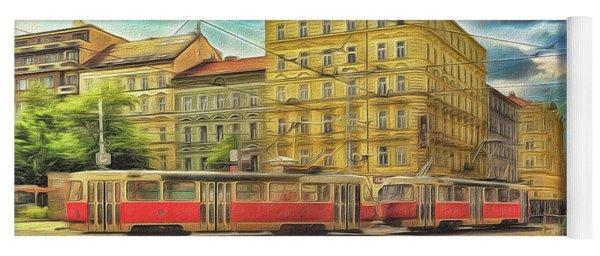 Prague Yoga Mat