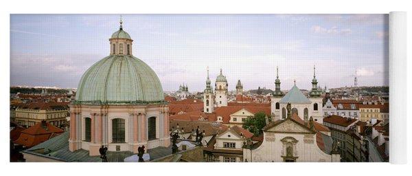 Prague Twilight Yoga Mat