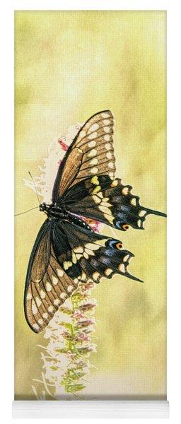 Prairie Butterfly 2 Yoga Mat