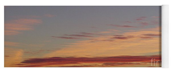 Prairie Sunset 2 Yoga Mat