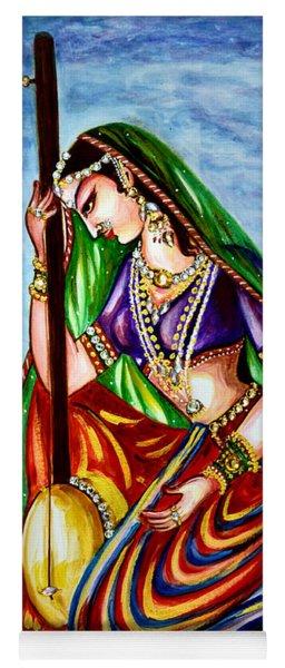 Krishna - Prayer Yoga Mat