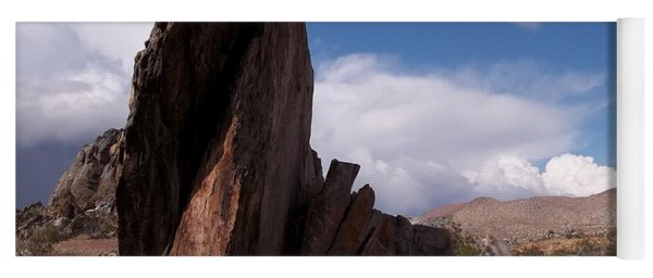 Prayer Rocks - Route 66 Yoga Mat