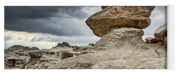 Precarious - Toadstool Geologic Park Yoga Mat
