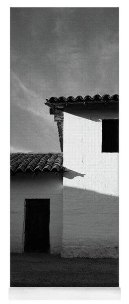 Presidio Shadows- Art By Linda Woods Yoga Mat
