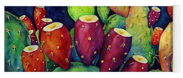 Prickly Pear Yoga Mat
