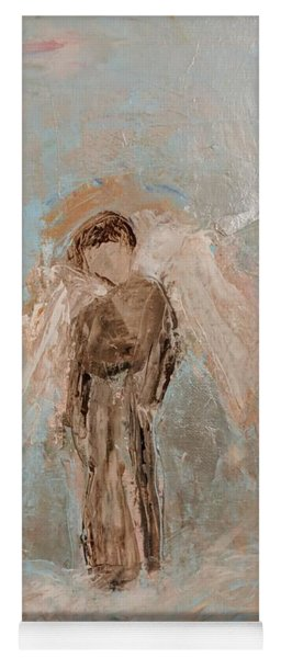 Priest Angel Yoga Mat