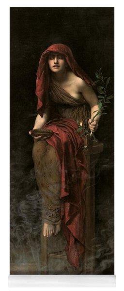 Priestess Of Delphi Yoga Mat