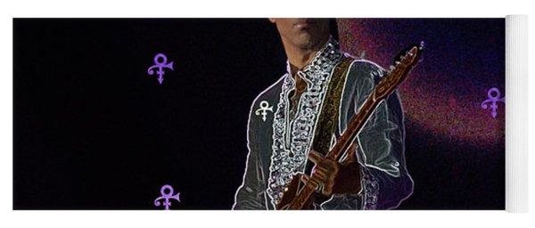 Prince At Coachella Yoga Mat