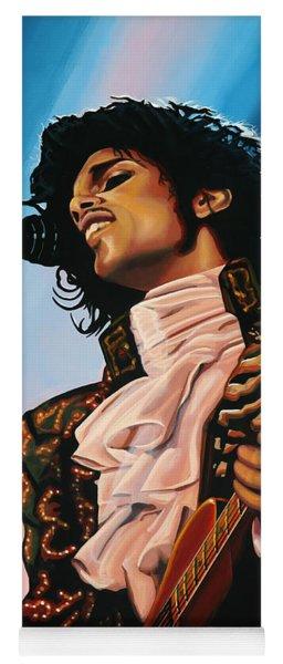 Prince Painting Yoga Mat