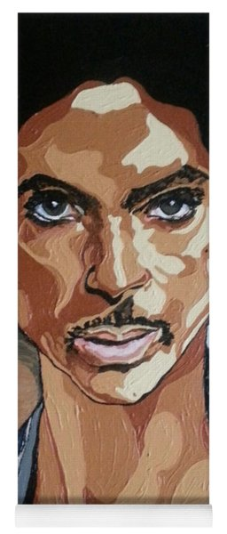 Prince Rogers Nelson Yoga Mat