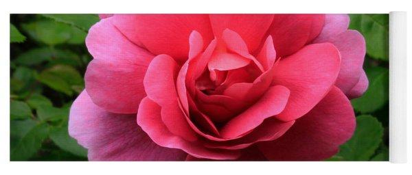 Princess Anne Rose Yoga Mat
