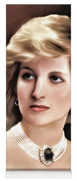 Princess Diana Yoga Mat