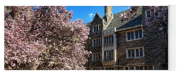 Princeton University Pyne Hall Courtyard Yoga Mat