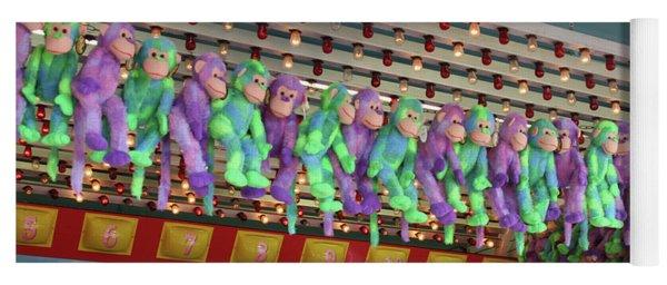 Prize Monkeys Yoga Mat