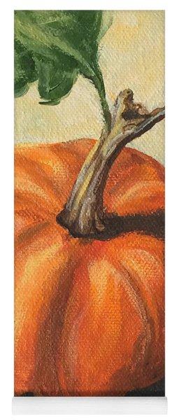 Pumpkin Everything Yoga Mat