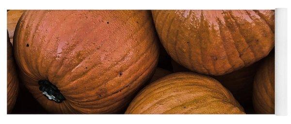 Pumpkin Patch Yoga Mat