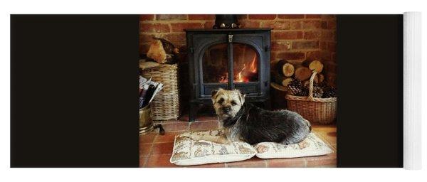 Fireside Comfort Yoga Mat
