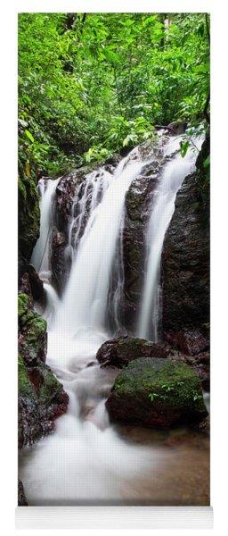 Pura Vida Waterfall Yoga Mat