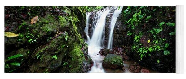 Pura Vida Waterfall Horizontal Yoga Mat