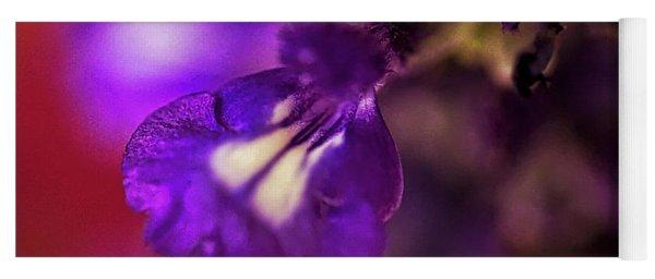 Purple Blends Yoga Mat
