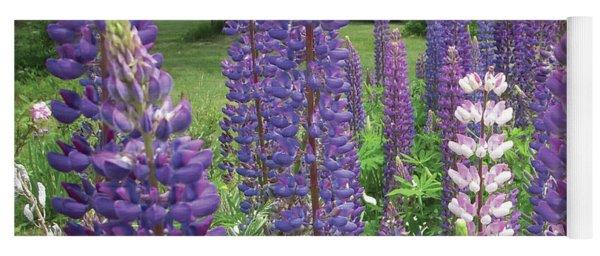 Purple By Nature Yoga Mat