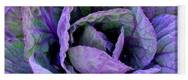Purple Frost Yoga Mat